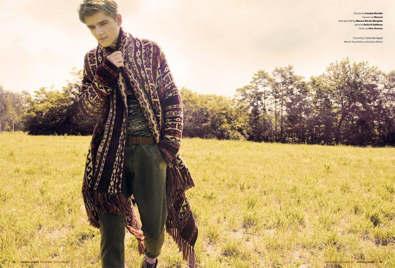 taraskoltun1 Taras Koltun by Ivan Muselli for <em>Essential Homme</em>