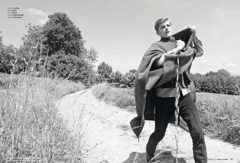 taraskoltun6 Taras Koltun by Ivan Muselli for <em>Essential Homme</em>