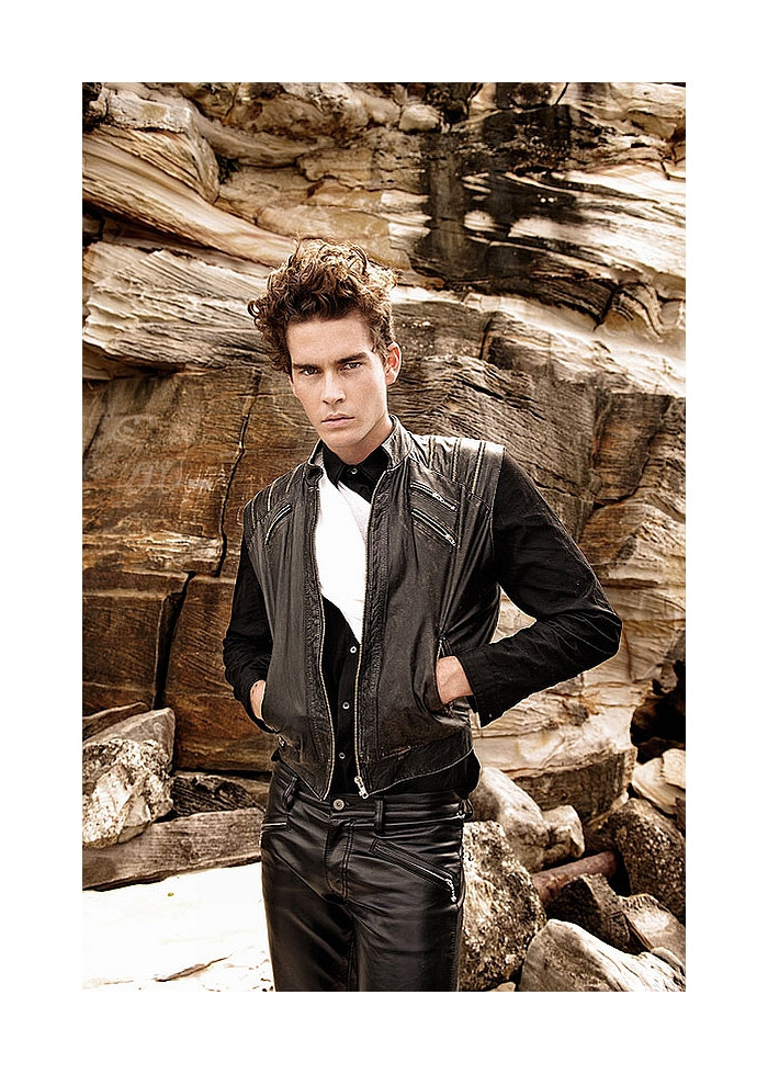 platos muse11 Nathan Jolliffe by Thom Kerr for <em>The Fashionisto</em>