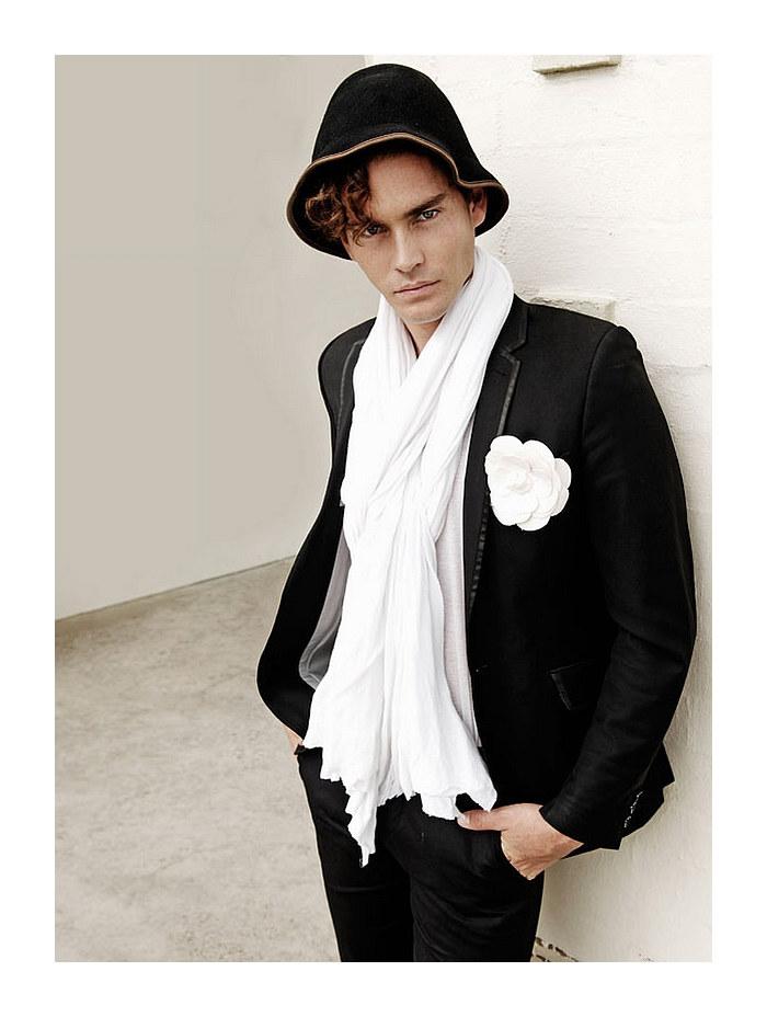 platos muse5 Nathan Jolliffe by Thom Kerr for <em>The Fashionisto</em>