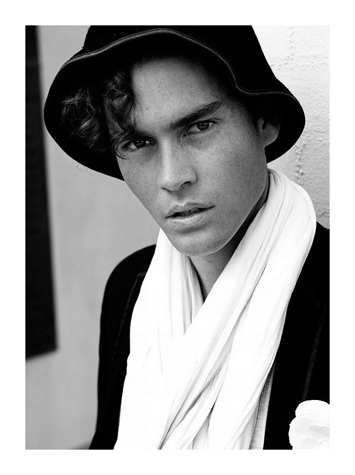 platos muse6 Nathan Jolliffe by Thom Kerr for <em>The Fashionisto</em>
