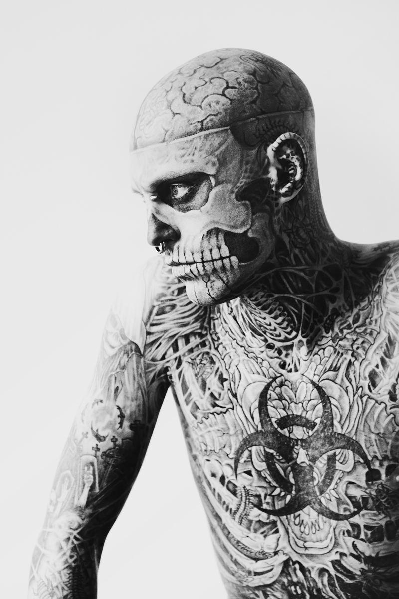 Tattoowierte Männer