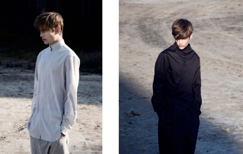 songforthemute5 Pawel Bednarek for Song for the Mute Fall 2011 Collection