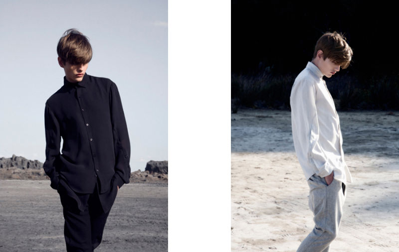 songforthemute6 Pawel Bednarek for Song for the Mute Fall 2011 Collection