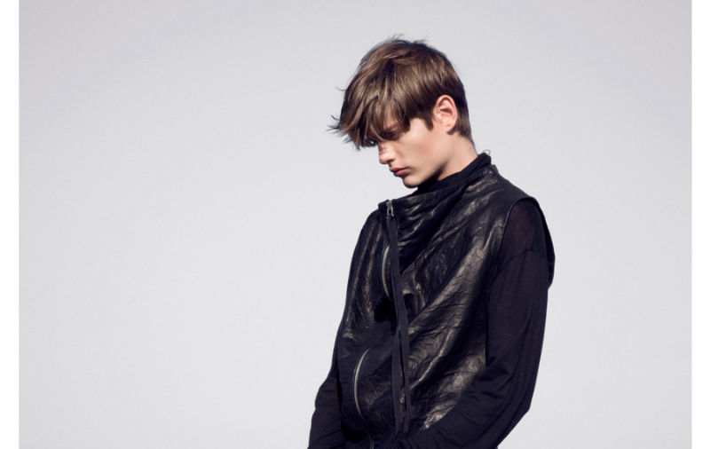 songforthemute8 Pawel Bednarek for Song for the Mute Fall 2011 Collection