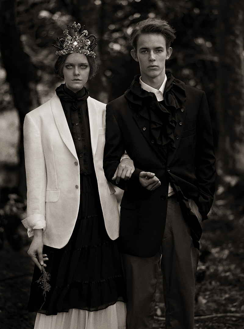 kirillandtom3 Kirill Vasilev & Tom K by Stefan Khoo for <em>Mens Folio</em>