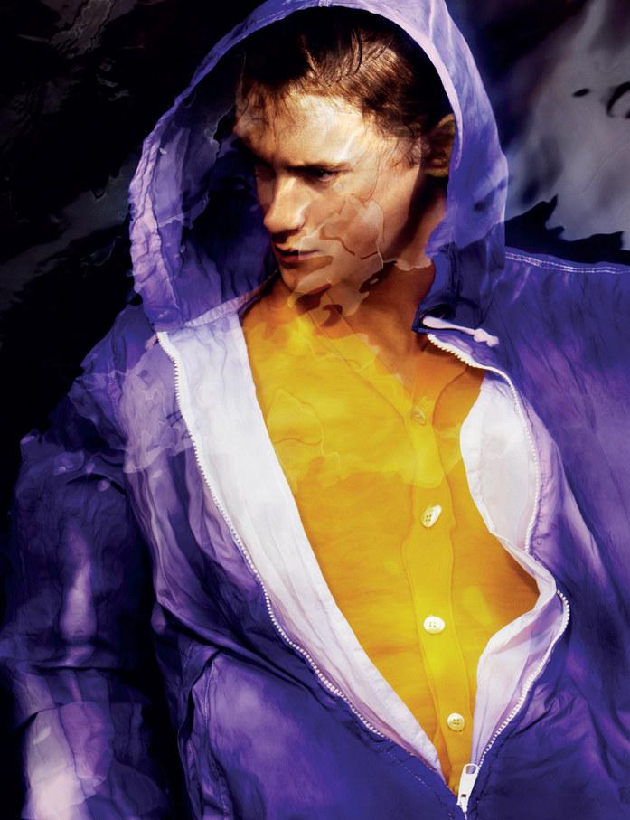splashofcolor6 Peter Bruder & Martin Rocchia by Mark Pillai for <em>Velvet</em>