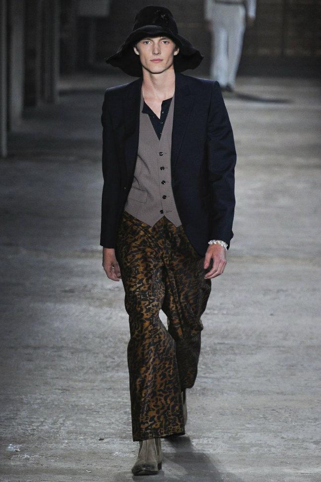alexandermcqueen6 Alexander McQueen Spring 2012 | Milan Fashion Week