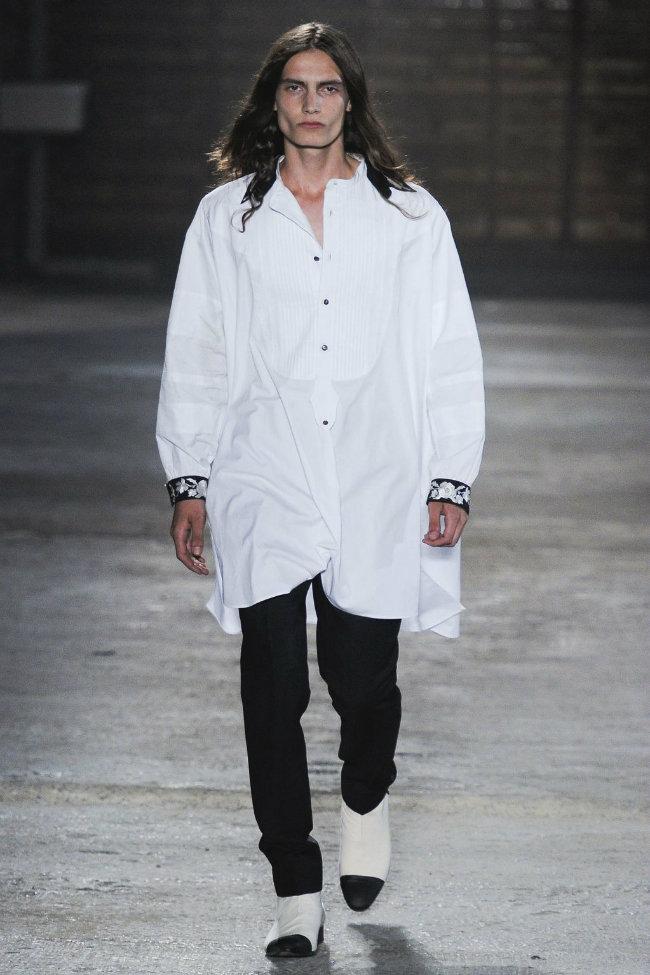 alexandermcqueen9 Alexander McQueen Spring 2012 | Milan Fashion Week