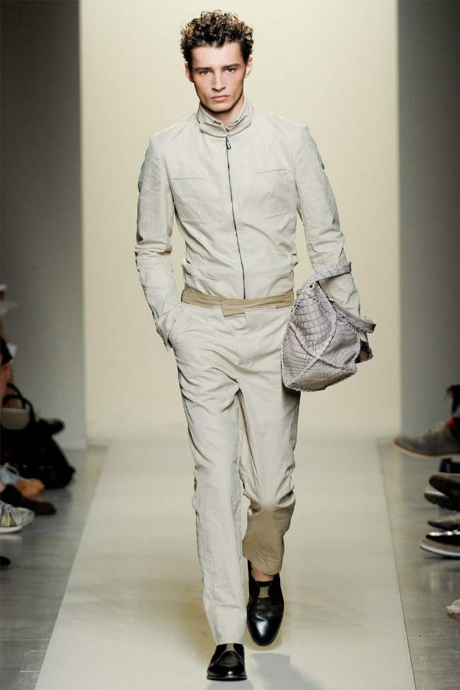 bottegaveneta4 Bottega Veneta Spring 2012 | Milan Fashion Week