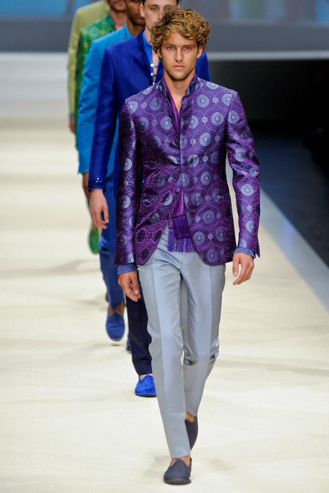 canali finale7 Milan Fashion Week Spring 2012: Day 3