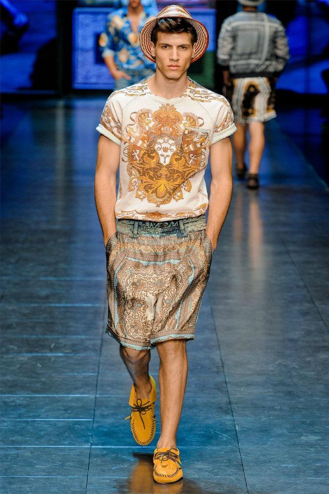 dgrunway39 Milan Fashion Week Spring 2012: Day 3