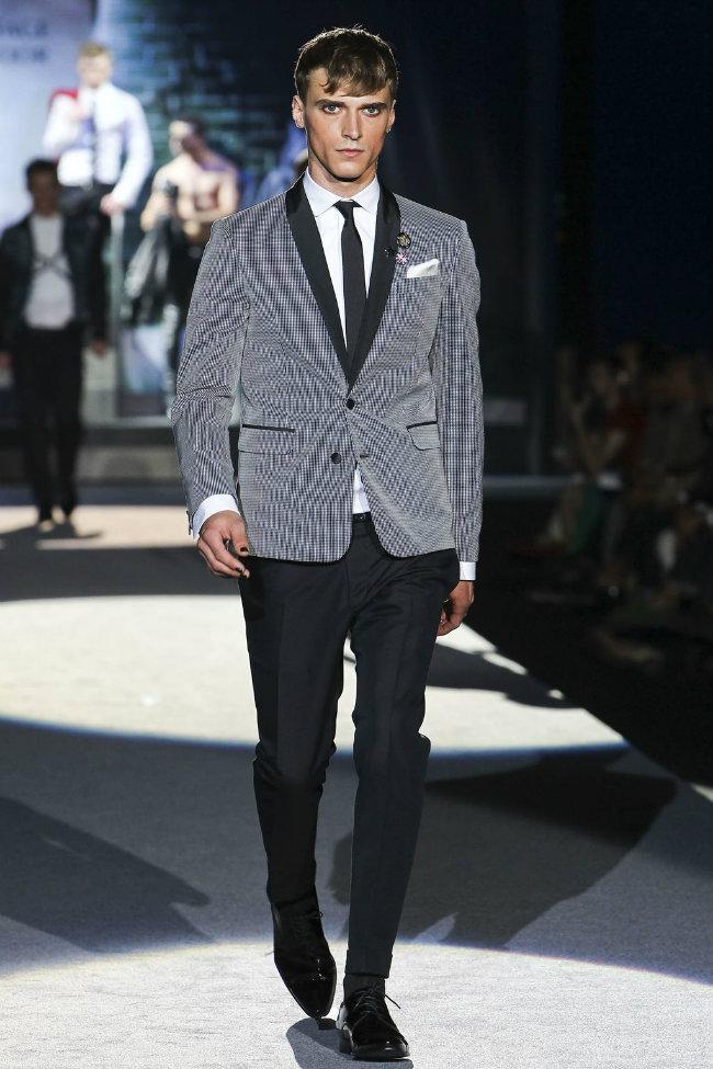 dsquared10 Dsquared² Spring 2012   Milan Fashion Week