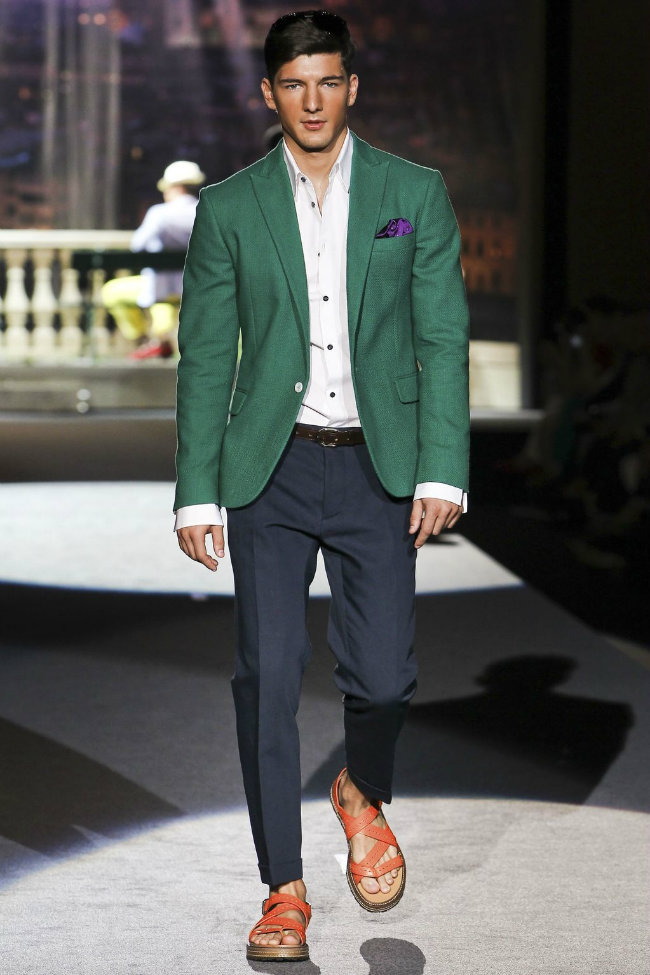 dsquared12 Dsquared² Spring 2012 | Milan Fashion Week