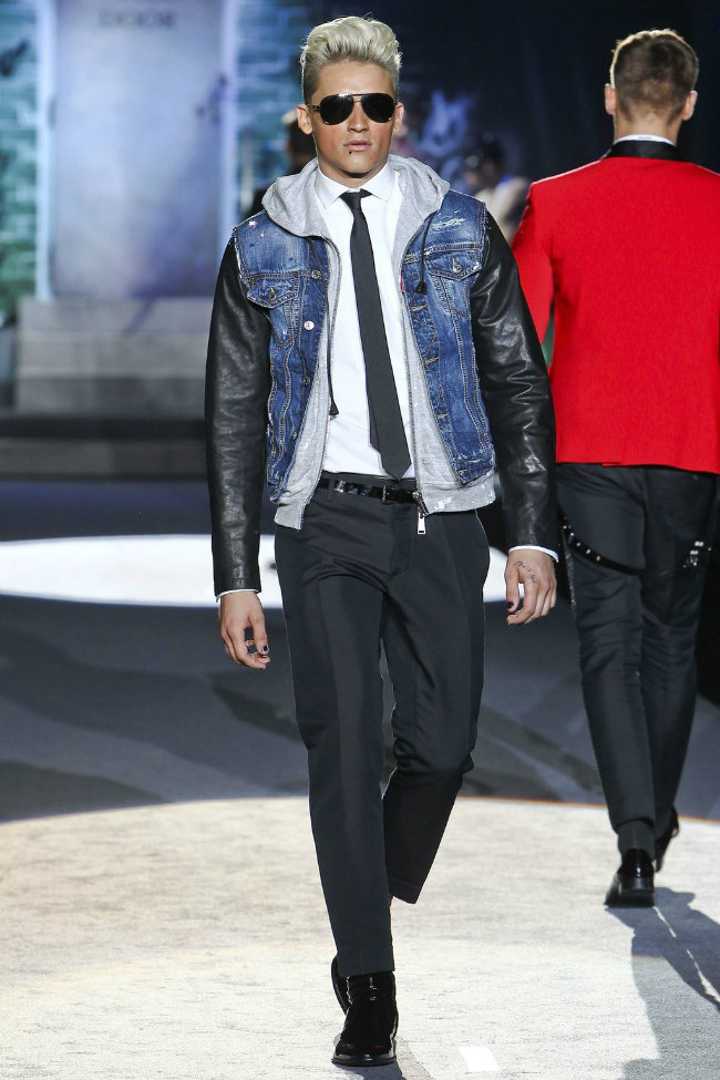dsquared2 Dsquared² Spring 2012 | Milan Fashion Week