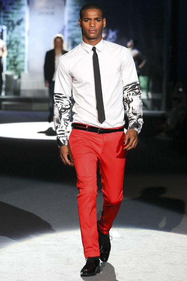 dsquared3 Dsquared² Spring 2012   Milan Fashion Week