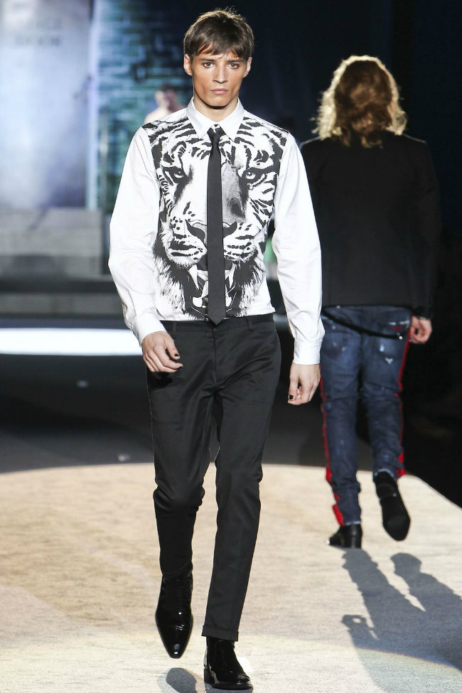 dsquared5 Dsquared² Spring 2012 | Milan Fashion Week