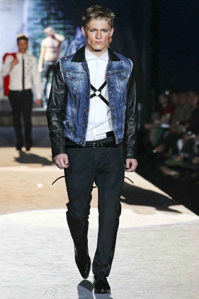 dsquared9 Dsquared² Spring 2012 | Milan Fashion Week