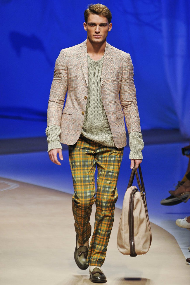 etro8 Etro Spring 2012 | Milan Fashion Week