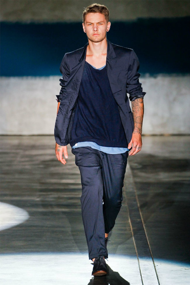 iceberg4 Iceberg Spring 2012 | Milan Fashion Week