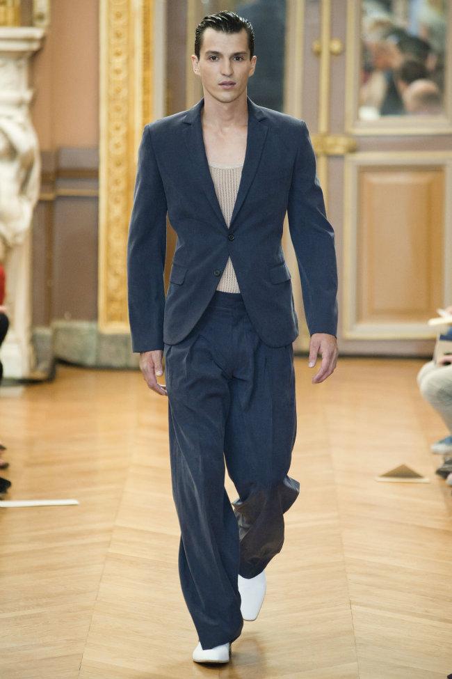 mrspring1 Mr. by Roland Mouret Spring 2012 | Paris Fashion Week