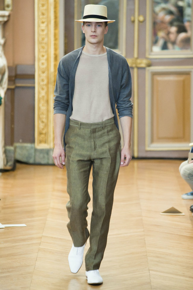 mrspring10 Mr. by Roland Mouret Spring 2012 | Paris Fashion Week