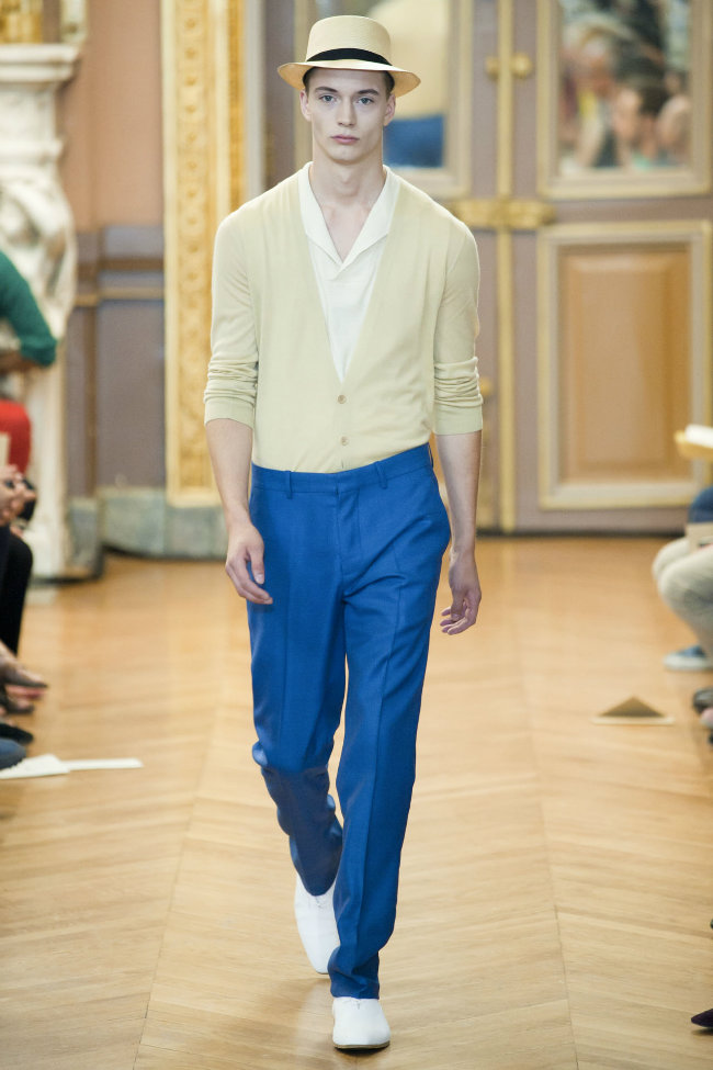 mrspring2 Mr. by Roland Mouret Spring 2012 | Paris Fashion Week
