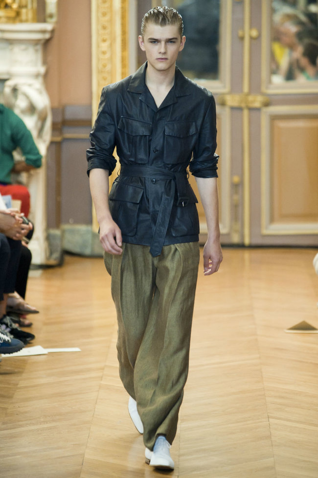 mrspring8 Mr. by Roland Mouret Spring 2012 | Paris Fashion Week