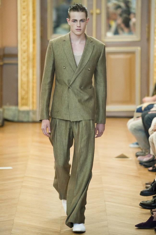 mrspring9 Mr. by Roland Mouret Spring 2012 | Paris Fashion Week