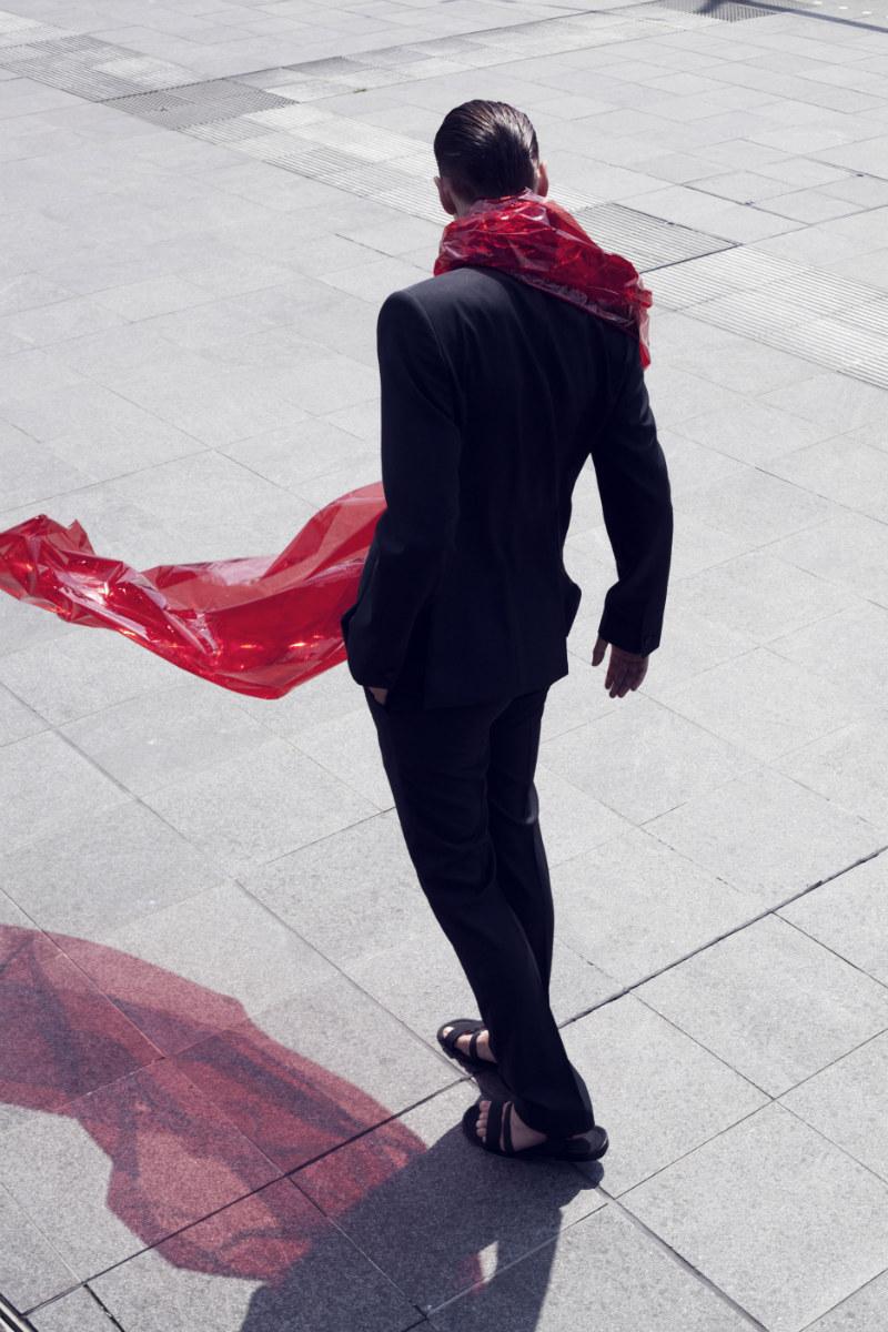 rutger1 Rutger Derksen by Marco van Rijt for <em>Glamcult</em>