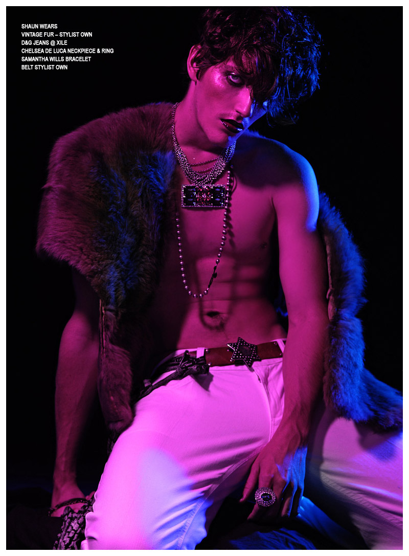 showtime2 Shaun Casey by Thom Kerr for <em>Fashionisto Exclusive</em>
