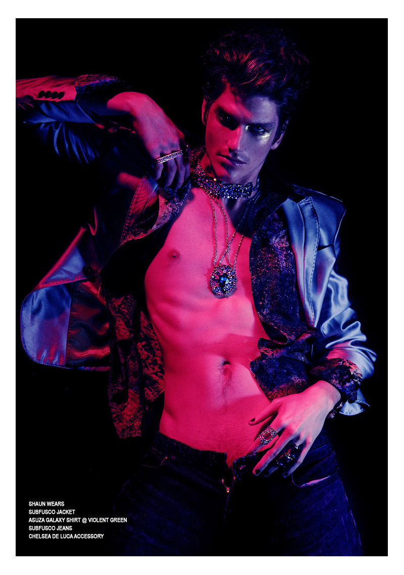 showtime4 Shaun Casey by Thom Kerr for <em>Fashionisto Exclusive</em>