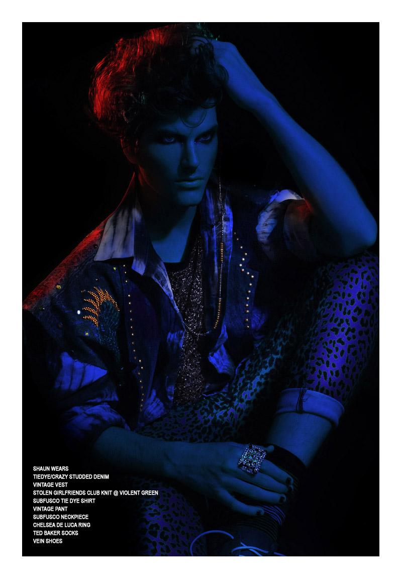 showtime6 Shaun Casey by Thom Kerr for <em>Fashionisto Exclusive</em>