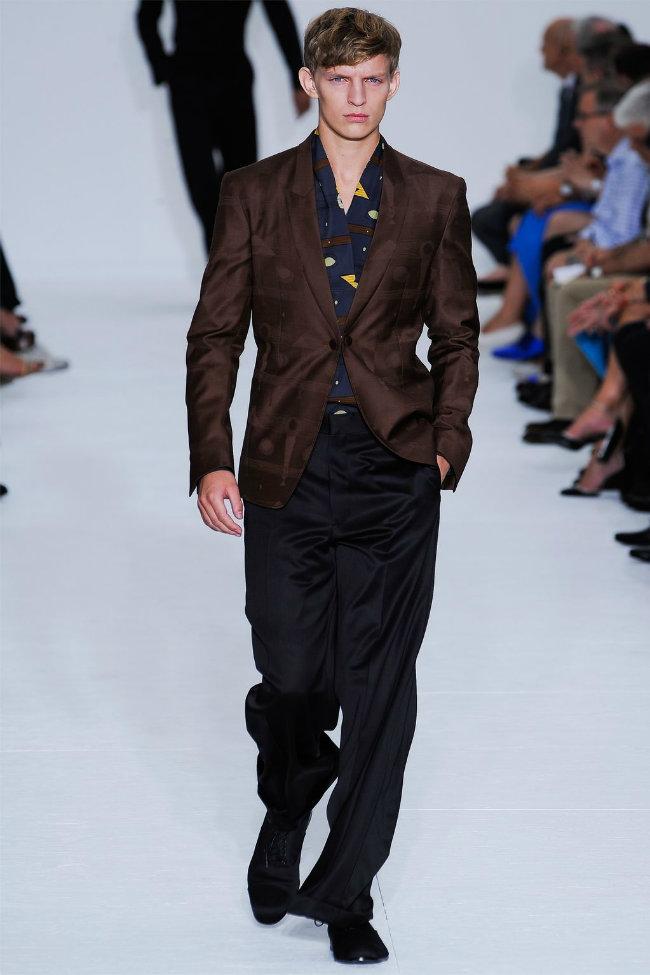 zzegna7 Milan Fashion Week Spring 2012: Day 3