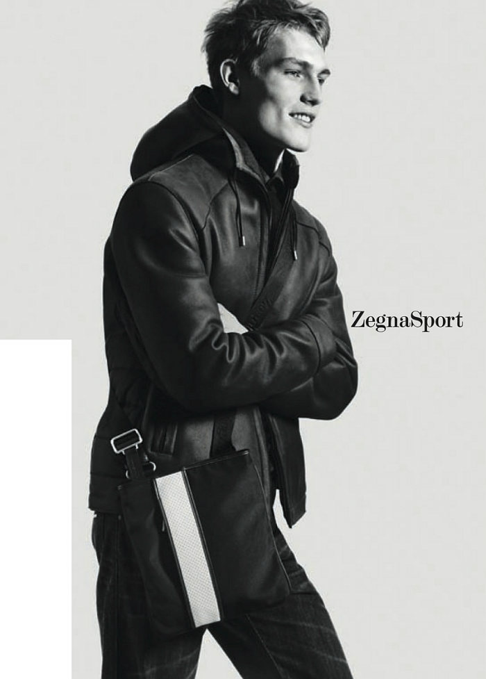 harryg1 Harry Goodwins by David Sims for Zegna Sport Fall 2011 Campaign