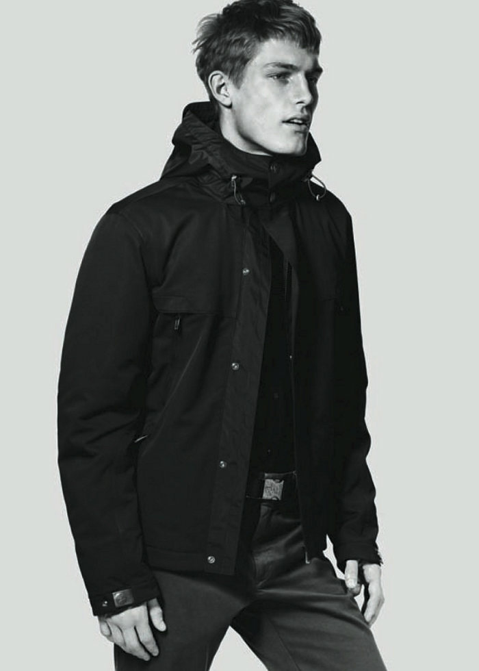 harryg5 Harry Goodwins by David Sims for Zegna Sport Fall 2011 Campaign