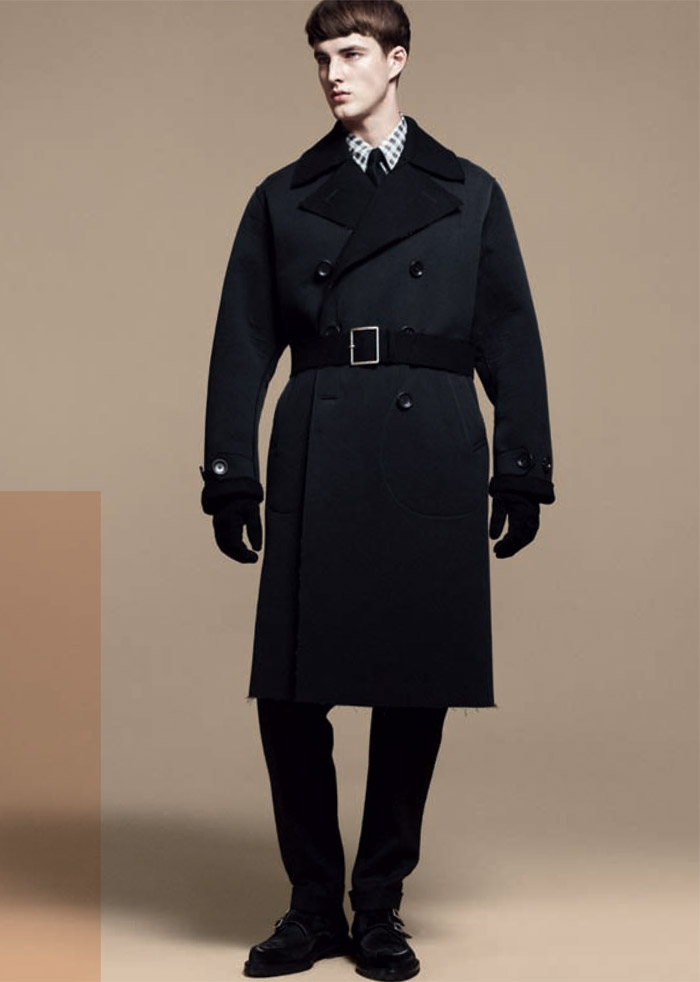 jamessmith zzegna5 James Smith for Z Zegna Fall 2011 Campaign