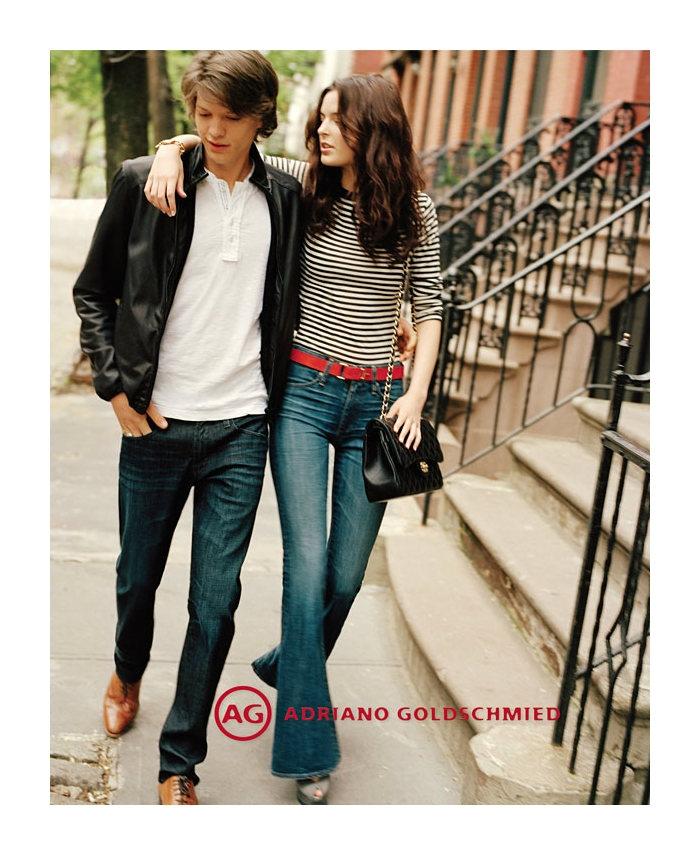 jonatanf1 Jonatan Frenk for AG Jeans Fall 2011 Campaign