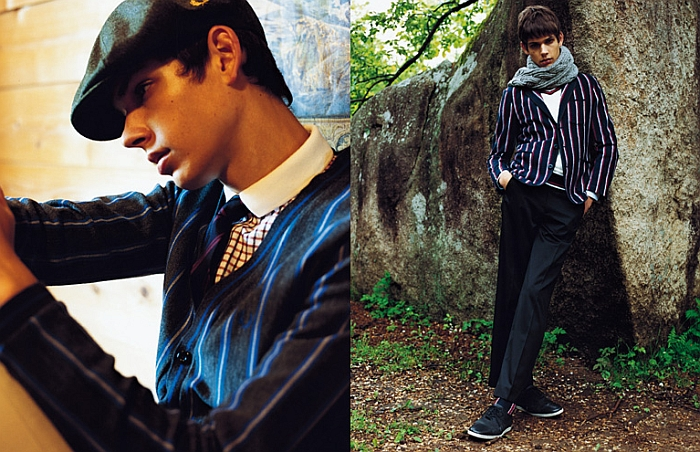 ejames fp4 Ethan James for Fred Perry Japan Fall 2011