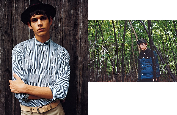 ejames fp5 Ethan James for Fred Perry Japan Fall 2011