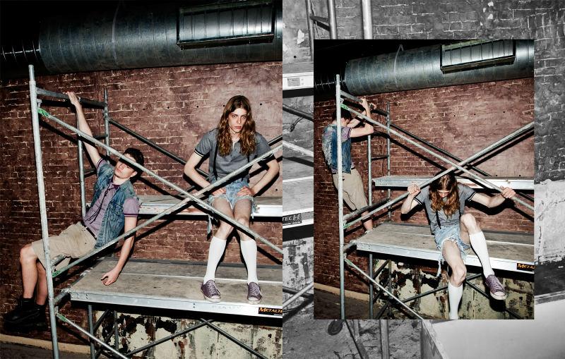 karenroze01 Daniel Lord & John Cherkas by Karen Roze for <em>Fashionisto Exclusive</em>