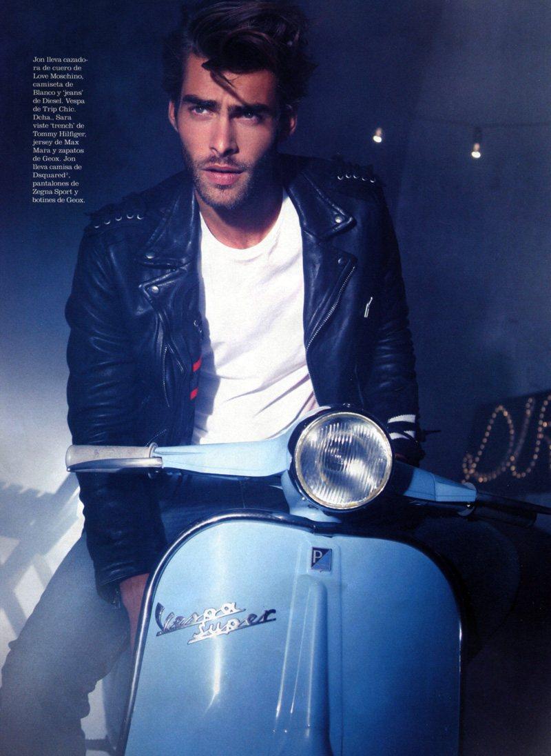 jonked4 Jon Kortajarena by Bernardo Doral for <em>Elle España</em>