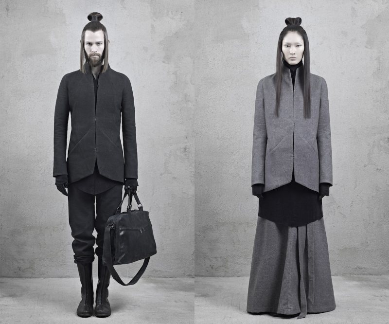 inaiscecollection11 Xi Sinsong for InAisce Fall/Winter 2012
