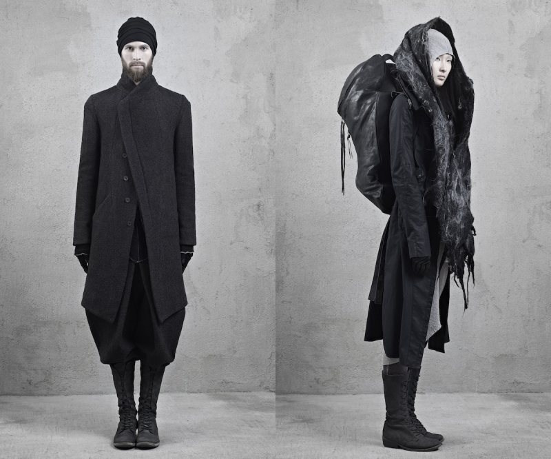 inaiscecollection3 Xi Sinsong for InAisce Fall/Winter 2012