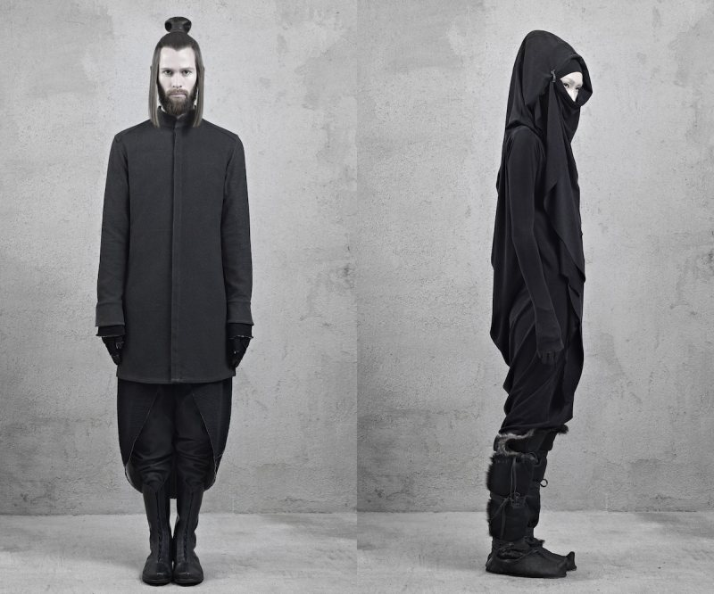 inaiscecollection5 Xi Sinsong for InAisce Fall/Winter 2012
