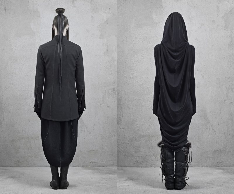 inaiscecollection6 Xi Sinsong for InAisce Fall/Winter 2012
