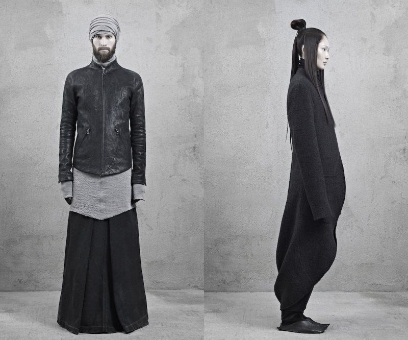 inaiscecollection7 Xi Sinsong for InAisce Fall/Winter 2012
