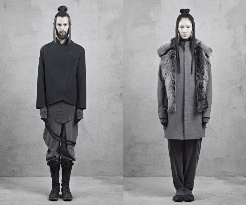 inaiscecollection8 Xi Sinsong for InAisce Fall/Winter 2012