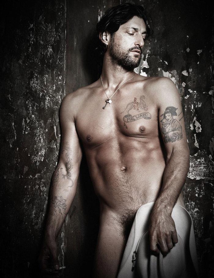 Note ? Nudity. tonyward dimitristheocharis19 Tony Ward by Dimitris ...