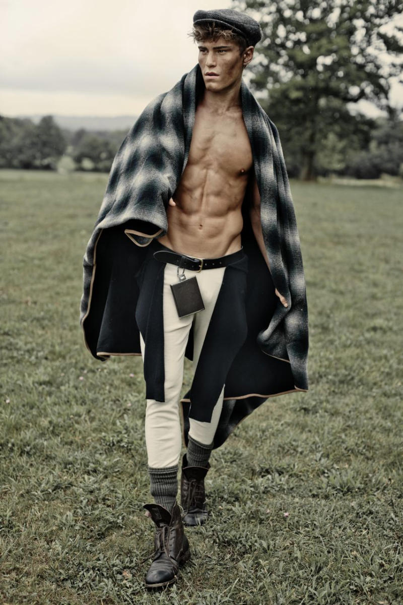 farandaway5 Oliver Cheshire, Chris Doe & Ashley Radford by Charl Marais for <em>7th Man</em>